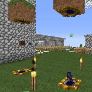 ThaumcraftのMagic Mirrorはファンタジックなテレポートパイプ(第64話):Minecraft_挿絵9