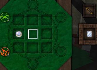 ThaumcraftのMagic Mirrorはファンタジックなテレポートパイプ(第64話):Minecraft_挿絵5