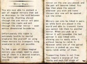 ThaumcraftのMagic Mirrorはファンタジックなテレポートパイプ(第64話):Minecraft_挿絵3