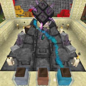 Thaumcraftの便利な魔法具を製作してみる(第63話):Minecraft_挿絵6