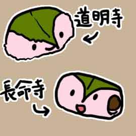 えっ?桜餅じゃないの?道明寺…!?_挿絵1