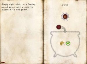 Thaumcraftのゴーレム術研究開始!(第66話):Minecraft_挿絵10