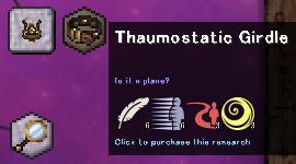 Thaumcraftの魔法具で空を飛んだり自動掘削させたり!?(第65話):Minecraft_挿絵10
