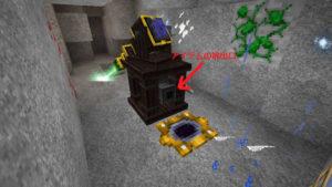 Thaumcraftの魔法具で空を飛んだり自動掘削させたり!?(第65話):Minecraft_挿絵20