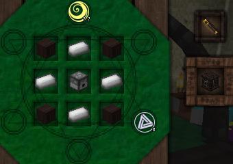 Thaumcraftの魔法具で空を飛んだり自動掘削させたり!?(第65話):Minecraft_挿絵16