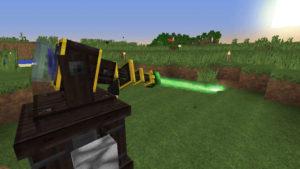 Thaumcraftの魔法具で空を飛んだり自動掘削させたり!?(第65話):Minecraft_挿絵19