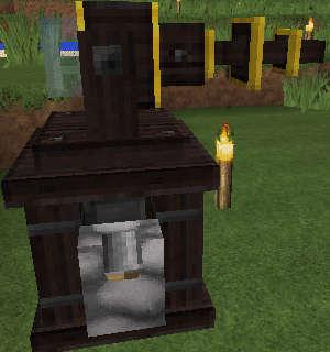 Thaumcraftの魔法具で空を飛んだり自動掘削させたり!?(第65話):Minecraft_挿絵17