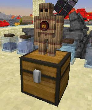 Thaumcraftのゴーレム術研究開始!(第66話):Minecraft_挿絵15