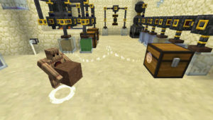 Thaumcraftのゴーレム術研究開始!(第66話):Minecraft_挿絵14