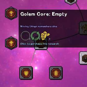 Golem Coreを研究してゴーレムに命を吹き込む(第68話):Minecraft_挿絵1