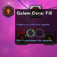 Golem Coreを研究してゴーレムに命を吹き込む(第68話):Minecraft_挿絵15