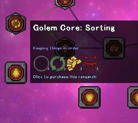 Golem Coreを研究してゴーレムに命を吹き込む(第68話):Minecraft_挿絵20