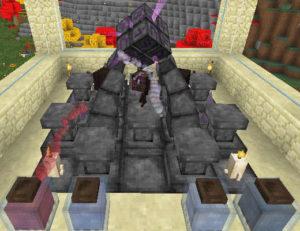 めくるめくThaumcraftのゴーレム術の世界(第67話):Minecraft_挿絵9