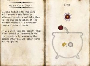 Golem Coreを研究してゴーレムに命を吹き込む(第68話):Minecraft_挿絵2
