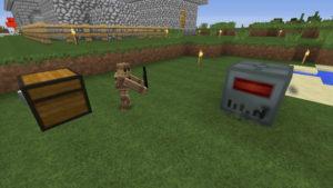 Golem Coreを研究してゴーレムに命を吹き込む(第68話):Minecraft_挿絵19