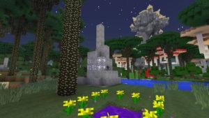 遂に旅立ちの予感…探索!The Twilight Forest(黄昏の森)!!(第70話):Minecraft_挿絵3