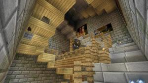 遂に旅立ちの予感…探索!The Twilight Forest(黄昏の森)!!(第70話):Minecraft_挿絵26