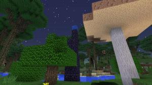 遂に旅立ちの予感…探索!The Twilight Forest(黄昏の森)!!(第70話):Minecraft_挿絵6