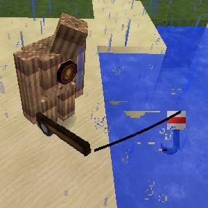 稼働時のデメリット無し!ゴーレムを使った自動化のススメ(第69話):Minecraft_挿絵21