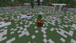 遂に旅立ちの予感…探索!The Twilight Forest(黄昏の森)!!(第70話):Minecraft_挿絵16