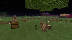 稼働時のデメリット無し!ゴーレムを使った自動化のススメ(第69話):Minecraft_挿絵18
