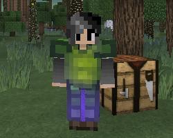 遂に旅立ちの予感…探索!The Twilight Forest(黄昏の森)!!(第70話):Minecraft_挿絵19