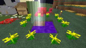 遂に旅立ちの予感…探索!The Twilight Forest(黄昏の森)!!(第70話):Minecraft_挿絵2