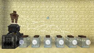 稼働時のデメリット無し!ゴーレムを使った自動化のススメ(第69話):Minecraft_挿絵3
