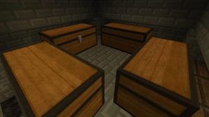 キノコとウシの不思議なラビリンス(第72話):Minecraft_挿絵34