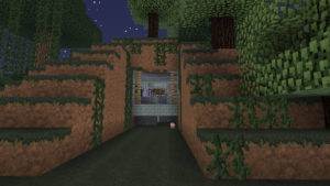 キノコとウシの不思議なラビリンス(第72話):Minecraft_挿絵18
