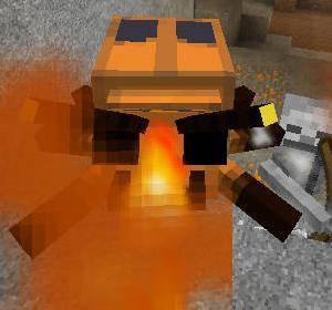 ラビリンスと亡霊鉱山と迷宮に入る前から迷い黄昏る私(第71話):Minecraft_挿絵14