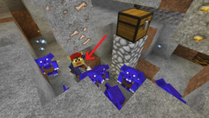 ラビリンスと亡霊鉱山と迷宮に入る前から迷い黄昏る私(第71話):Minecraft_挿絵9