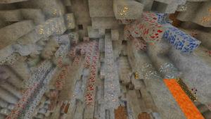 ラビリンスと亡霊鉱山と迷宮に入る前から迷い黄昏る私(第71話):Minecraft_挿絵13