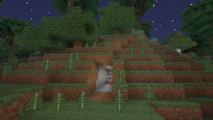 ラビリンスと亡霊鉱山と迷宮に入る前から迷い黄昏る私(第71話):Minecraft_挿絵6