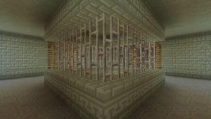 キノコとウシの不思議なラビリンス(第72話):Minecraft_挿絵25