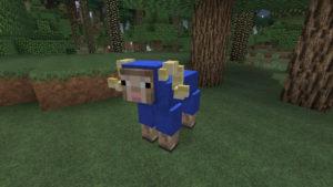 キノコとウシの不思議なラビリンス(第72話):Minecraft_挿絵5