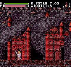 ファザナドゥのプレイ日記6:レトロゲーム(ファミコン)_挿絵3