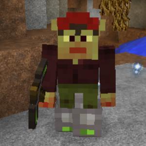 ラビリンスと亡霊鉱山と迷宮に入る前から迷い黄昏る私(第71話):Minecraft_挿絵24
