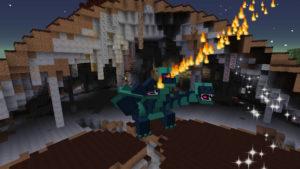 緊急指令!焼け沼に住む多頭の怪物ヒドラを討伐せよ!(第73話):Minecraft_挿絵4