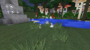 キノコとウシの不思議なラビリンス(第72話):Minecraft_挿絵10
