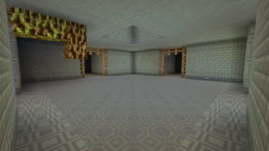 キノコとウシの不思議なラビリンス(第72話):Minecraft_挿絵21