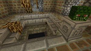 闇の森の葉っぱは強い湿り気を帯びていた(第74話):Minecraft_挿絵10