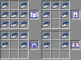 雪の森で防寒装備を整え、雪の女王が住まうオーロラ宮殿へ!(第75話):Minecraft_挿絵9