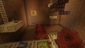 闇の森の葉っぱは強い湿り気を帯びていた(第74話):Minecraft_挿絵22