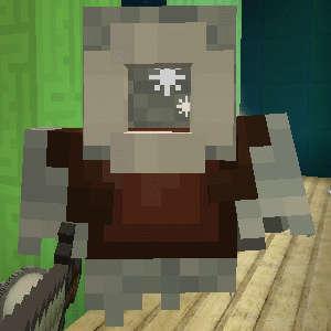 雪の森で防寒装備を整え、雪の女王が住まうオーロラ宮殿へ!(第75話):Minecraft_挿絵16