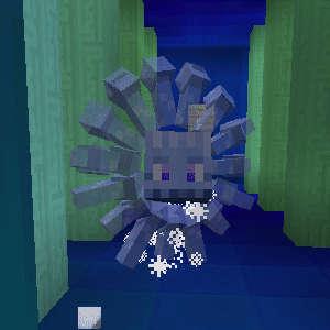 雪の森で防寒装備を整え、雪の女王が住まうオーロラ宮殿へ!(第75話):Minecraft_挿絵17