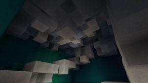 雪の森で防寒装備を整え、雪の女王が住まうオーロラ宮殿へ!(第75話):Minecraft_挿絵20