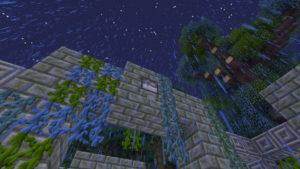 後顧の憂いを絶ちつつ、高地の下のトロールの洞窟へ(第76話):Minecraft_挿絵7