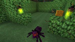 後顧の憂いを絶ちつつ、高地の下のトロールの洞窟へ(第76話):Minecraft_挿絵12