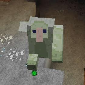 後顧の憂いを絶ちつつ、高地の下のトロールの洞窟へ(第76話):Minecraft_挿絵18